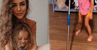 Плоскостопие, тонус и тапки по бартеру: Дочери Сони Стужук «поставили» диагноз в Instagram