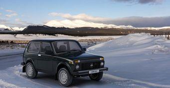 «Нива лучше УАЗа»: Блогер сравнил LADA 4x4 и УАЗ «Патриот» на снегу