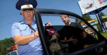 В Ставропольском крае за 9 дней лишили тонировки 4,5 тысячи автомобилей