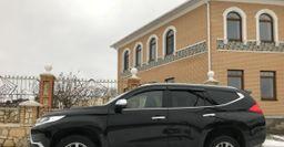 Владелец Mitsubishi Pajero Sport поделился отзывом о внедорожнике