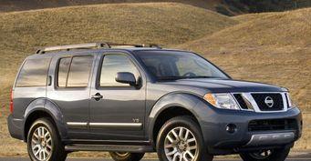 Японский долгожитель: Плюсы и минусы Nissan Pathfinder третьего поколения