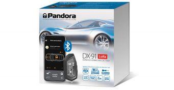 Автосигнализация «Пандора»: особенности и преимущества