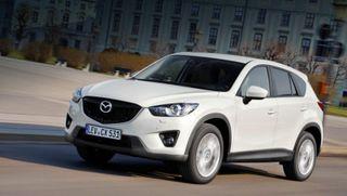 Mazda планирует выпустить миниатюрный кроссовер