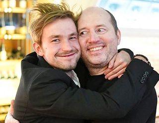 Александр Петров и Сергей Бурунов. Источник: vokrug.tv.