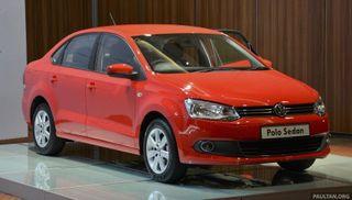 VW Polo седан получил новую комплектацию