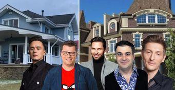 Роскошная жизнь звёзд ТНТ: ТОП-5 «дворцов» участников Comedy Club, скрытых отпосторонних глаз