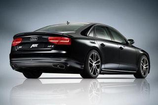 Новое поколение Audi A8 получит платформу MLB Evo