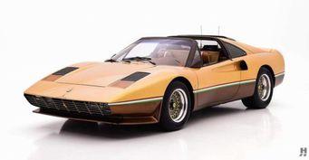 Ferrari 308 Джорджа Барриса уйдёт с молотка за $200 000