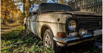 «Мир его праху»: В cети показали забытый ГАЗ-24М, поразивший автолюбителей