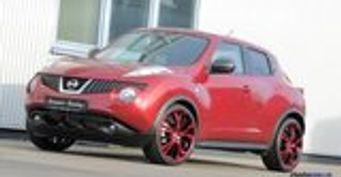 Ателье Senner представляет тюнинг Nissan Juke