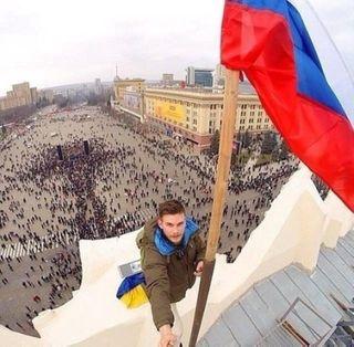 «Вежливые люди» появились в Харькове?