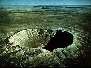 На Ямале найден кратер диаметром 100 метров