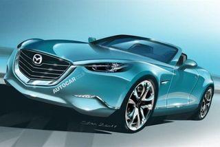 Новую Mazda MX-5 оснастят 1,5 литровым атмосферным двигателем