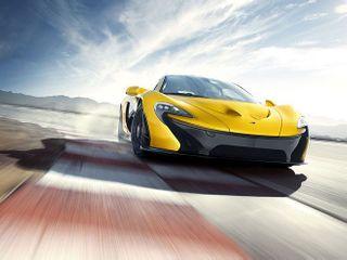 Все автомобили McLaren станут гибридными