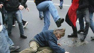 В драке в Москве пострадали четверо