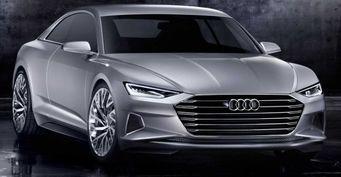Новое поколение Audi A6 дебютирует в 2018 году