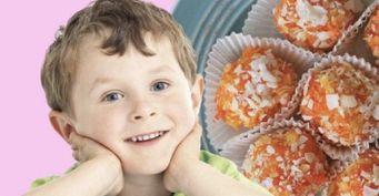 Рецепт морковных конфет с творогом для детей, которые не любят овощи