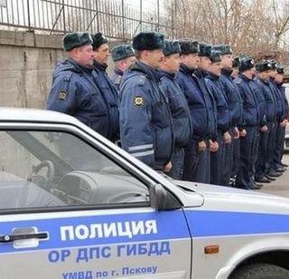 В Пскове инспектор ГИБДД избил нарушителя поленом