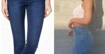 Почти как у модели: 5 джинс в стиле Кайли Дженнер для пышных бёдер