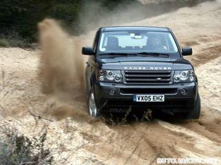 Обзор Land Rover Range Rover Sport