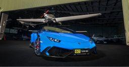 Ателье O.CT Tuning увеличила мощность двигателя суперкара Lamborghini Huracan