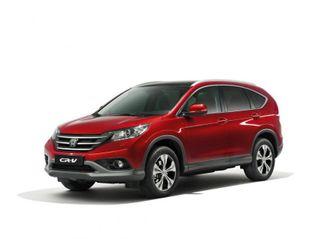 Honda CR-V стал самым продаваемым кроссовером в мире в 2013 году