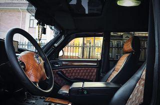 Фото: Салон Универсал-внедорожника ГАЗ-310221, источник: Auto.ru