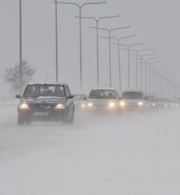 НаМ4 «Дон» опасно: Автомобилисты рапортуют осильных туманах подороге наюгРоссии