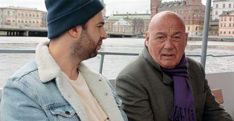 «Вдруг начнёте куролесить сгейшей»: Из-за несдержанных шуток Урганта 86-летний Познер опасался засъёмки фильма оЯпонии