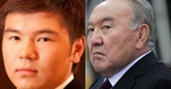 Всмерти внука Назарбаева было заинтересовано ГРУ Казахстана