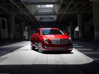 Американский концерн GM планирует за два года продать 100 тысяч седанов Cadillac на китайском рынке