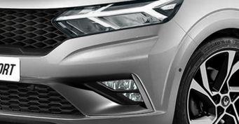 Прощай, LADA Vesta «недоспорт»: Renault Logan Sport 2021 показан на первых рендерах