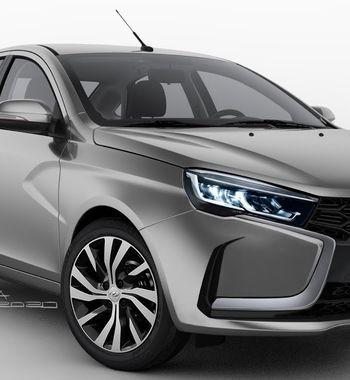 Выпуск LADA Vesta FLотложат из-за долгов перед Renault— расследование