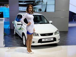 Завод «АвтоВАЗ» планирует выпустить новый электрокар