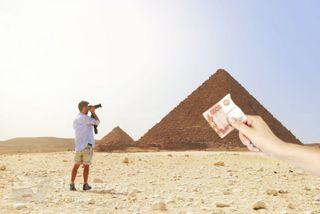 Увидеть пирамиды инепотратить много денег теперь реально. Изображение: «Покатим», Сергей Филатов