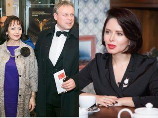 Сергей Жигунов, Вера Новикова иВиктория Ворожбит. Фото: kleo.ru