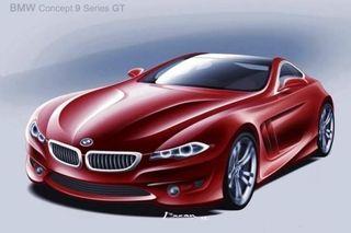 BMW представит концепт 9-Series на пекинском автосалоне