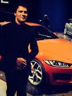 Данила Козловский стал лицом автомобильного бренда Jaguar