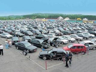 В России в два раза чаще покупаются б/у автомобили