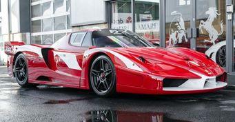 Ferrari FXX продается за 3,25 миллиона долларов