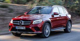 Стартовало производство Mercedes-Benz GLC в Финляндии