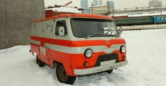 «Буханка-Tesla»: Редкий УАЗ-3801 набатарейках показали автоблогеры