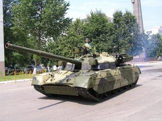 Ополченцы отбили танк украинской армии и пленили командира