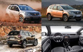 Фото: экстерьер и интерьер Renault Duster, источник: Renault