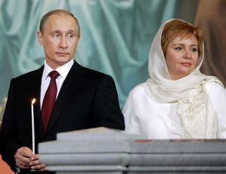 В Кремле подтвердили, что Владимир Путин официально оформил развод