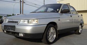 Смесь «Порше» и буржуазии времён СССР: ВАЗ-2110 выставлен на продажу в Техасе