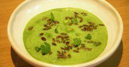 Холодный щавелевый суп от шеф-повара