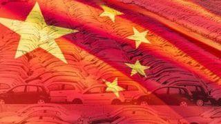 Автомобильный рынок Китая постоянно растёт