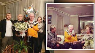 Борис Моисеев празднует 67-летие