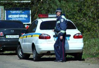 Милиция Луганска перекрыла все въезды в город